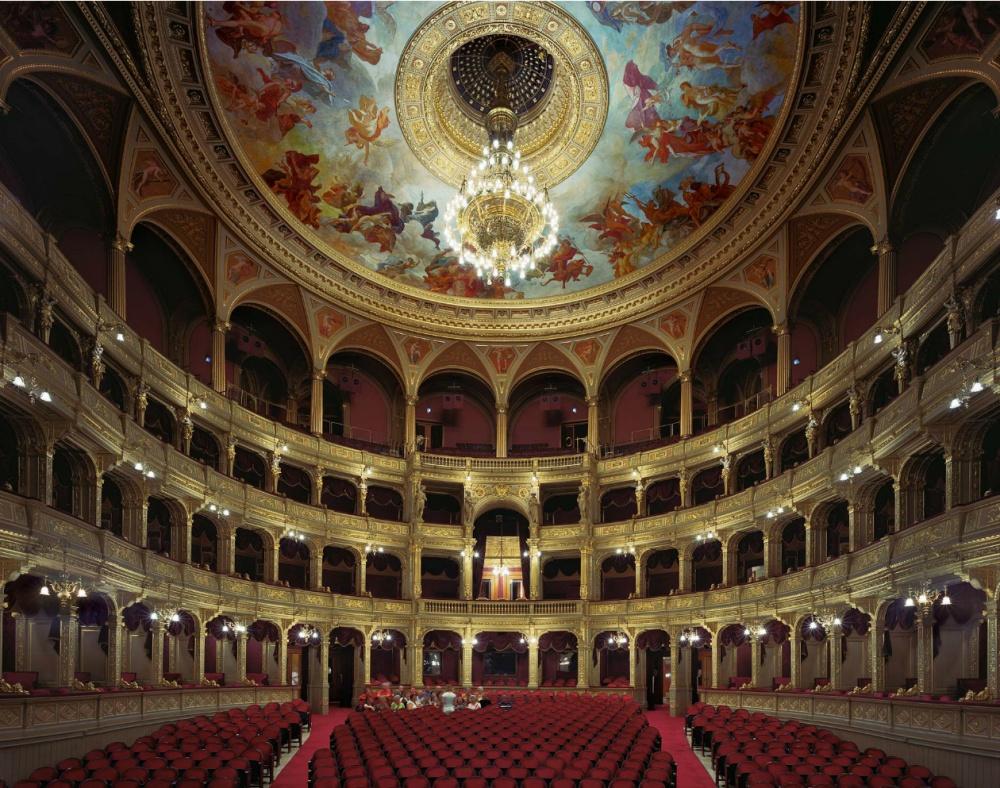 Венгерский государственный оперный театр, Будапешт, Венгрия