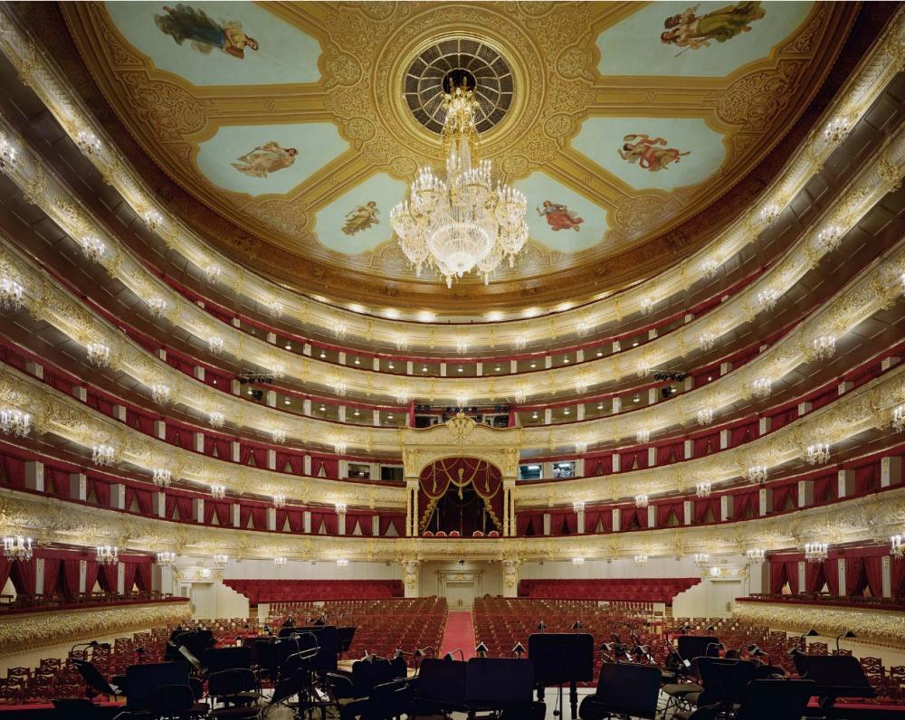 Большой театр, Москва, Россия