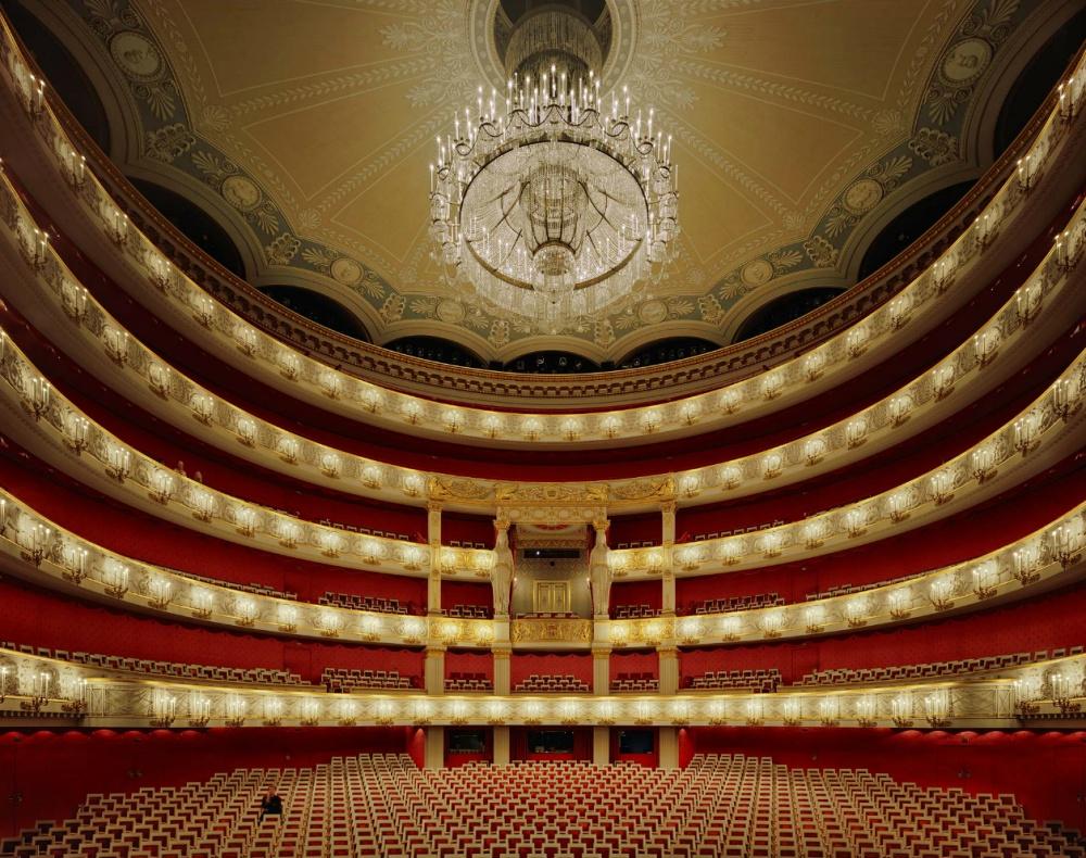Баварская государственная опера, Мюнхен, Германия