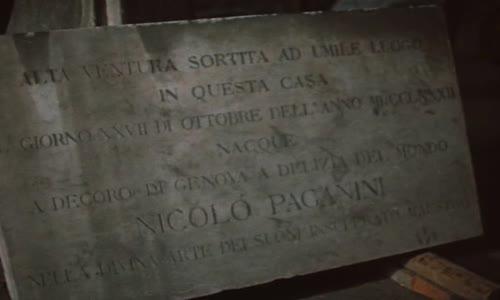 Никколо Паганини (ч.1)